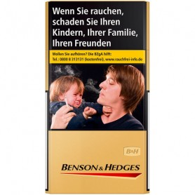 Benson & Hedges Gold 100 OP