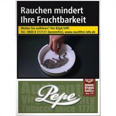 Pepe Rich Green Maxi Pack (8 x 30er) Zigaretten
