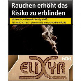Elixyr Goa Red Cigarettes BP