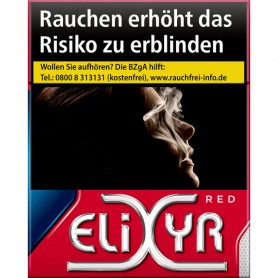 Elixyr Red Zigaretten Power Pack
