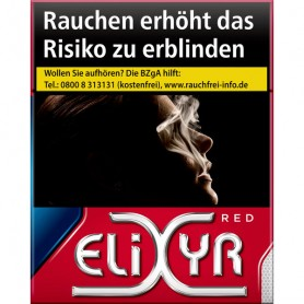 Elixyr Red Zigaretten BP