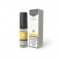Lynden - Vanilla Custard - 10ml (Liquid), 70/30 VG/PG