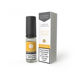 Lynden - Taste of Virginia - 10ml (Liquid), 70/30 VG/PG