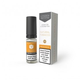 Lynden - Natural Tobacco - 10ml (Liquid), 70/30 VG/PG
