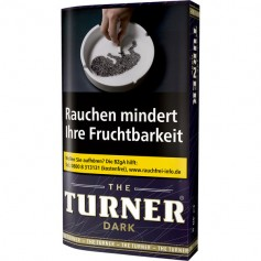 The Turner Dark Feinschnitttabak 40g