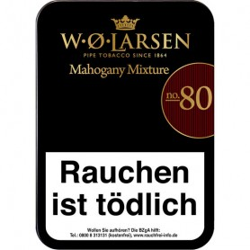 W.O.Larsen Mahogany Mixture No.80 - 23,70 €