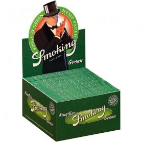 Smoking King Size Green 1650er