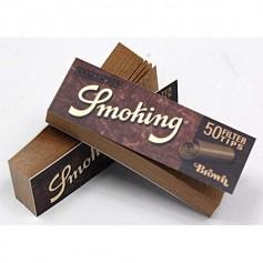 Smoking Filter Tips Brown 2500er