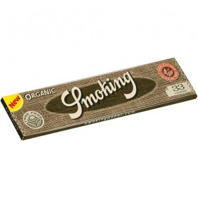 Smoking King Size Organic 1650er