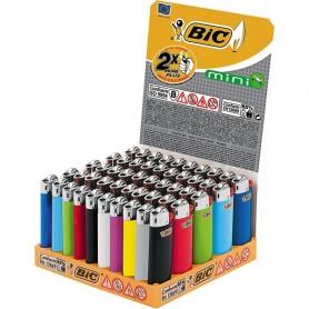 BIC Feuerzeug J39 Electronic Mini neutral
