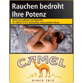 Camel Yellow BP XXXXL