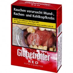 Globetrotter Red BP