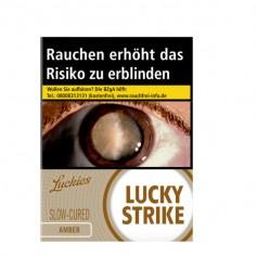 Lucky Strike Amber Giga (8 x 31er) Zigaretten
