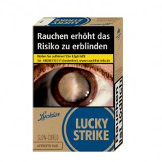 Lucky Strike Authentic Blue OP 10x 20er