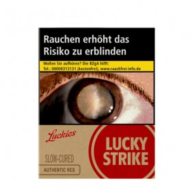 Lucky Strike Authentic Red XXL - 64,00€