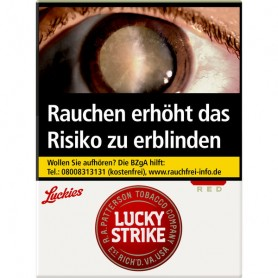 Lucky Strike ohne Filter Soft OP
