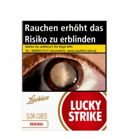 Lucky Strike Red XXL