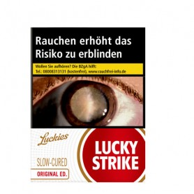 Lucky Strike Red XXXL (8 x 28er) Zigaretten