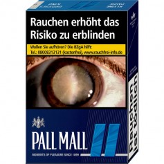 Pall Mall Blue OP