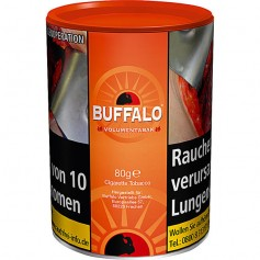 Buffalo Volumentabak Red 80g