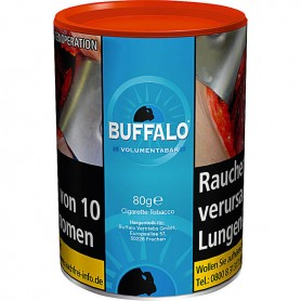 Buffalo Volumentabak Blue 80g