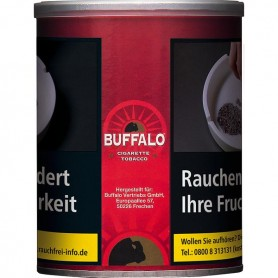 Buffalo Feinschnitttabak Red 160g