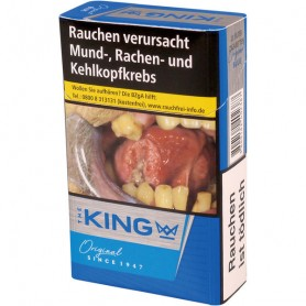 King Blue Zigaretten 10 x 20er