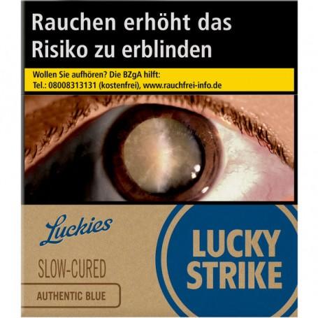 Lucky Strike Authentic Blue Giga 8 x 33er
