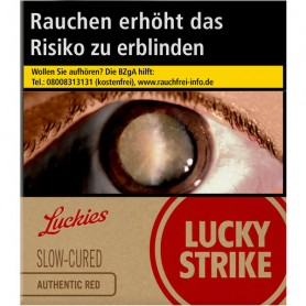 Lucky Strike Authentic Red Giga 8 x 33er
