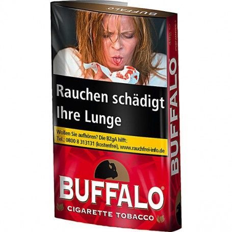Buffalo Feinschnitttabak Red 40g