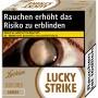 Lucky Strike Amber Jumbo (6 x 47er) Zigaretten