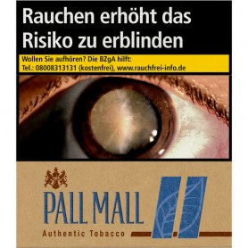Pall Mall Authentic Blue Giga 8 x 35er
