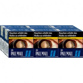 Pall Mall Blue Jumbo 6 x 50er
