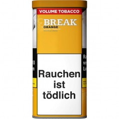 Break Orange Volumentabak 110g