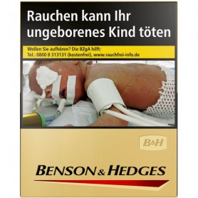 Benson & Hedges Gold XL 8x 24er