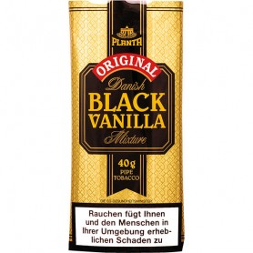 Danish Black Vanilla 40g