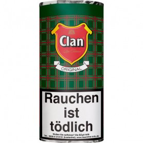 Clan Aromatic 50g Pouches - 9,10 €