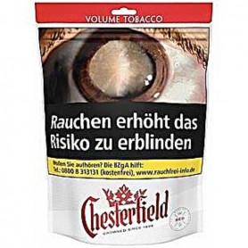 Chesterfield Red Volume Tobacco 170g - 24,95 €