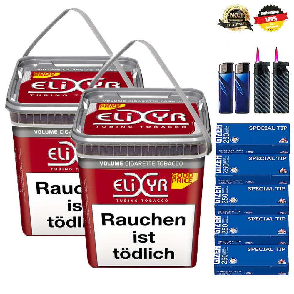 Elixyr Tabak rot günstig online kaufen