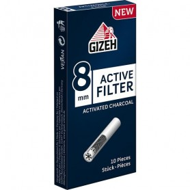 GIZEH Active Filter 8mm 1x10 - 1,20€