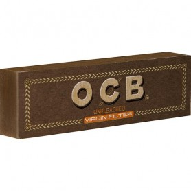 OCB Unbleached Filter-Tips/ 25X50 BL