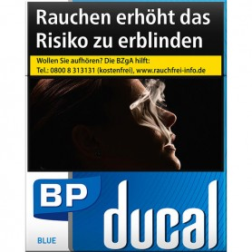 Ducal Blue Cigarettes BP