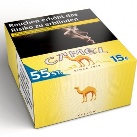 Camel Yellow BP 6XL 4x 55er
