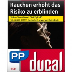 Ducal Red Zigaretten BP