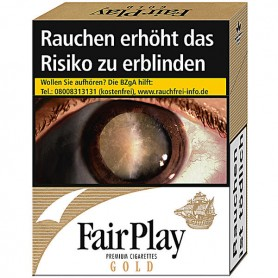 Fair Play Gold BP (8 x 22er) - 48,00 €