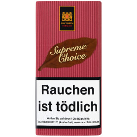 Mac Baren Supreme Choice 40g