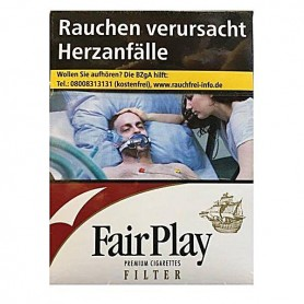 Fair Play Full Flavor Giga (8 x 35er)