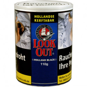 Look Out Holland Black 110g Dose - 16,50 €