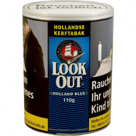 Look Out Holland Blue Tabak 110g Dose - 16,50 €