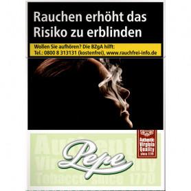 Pepe Bright Green Maxi Pack (8 x 30er) Zigaretten - 70,40€